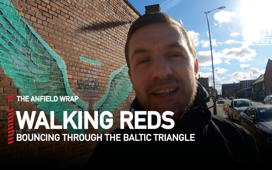 Bouncing Through The Baltic Triangle | Walking Reds