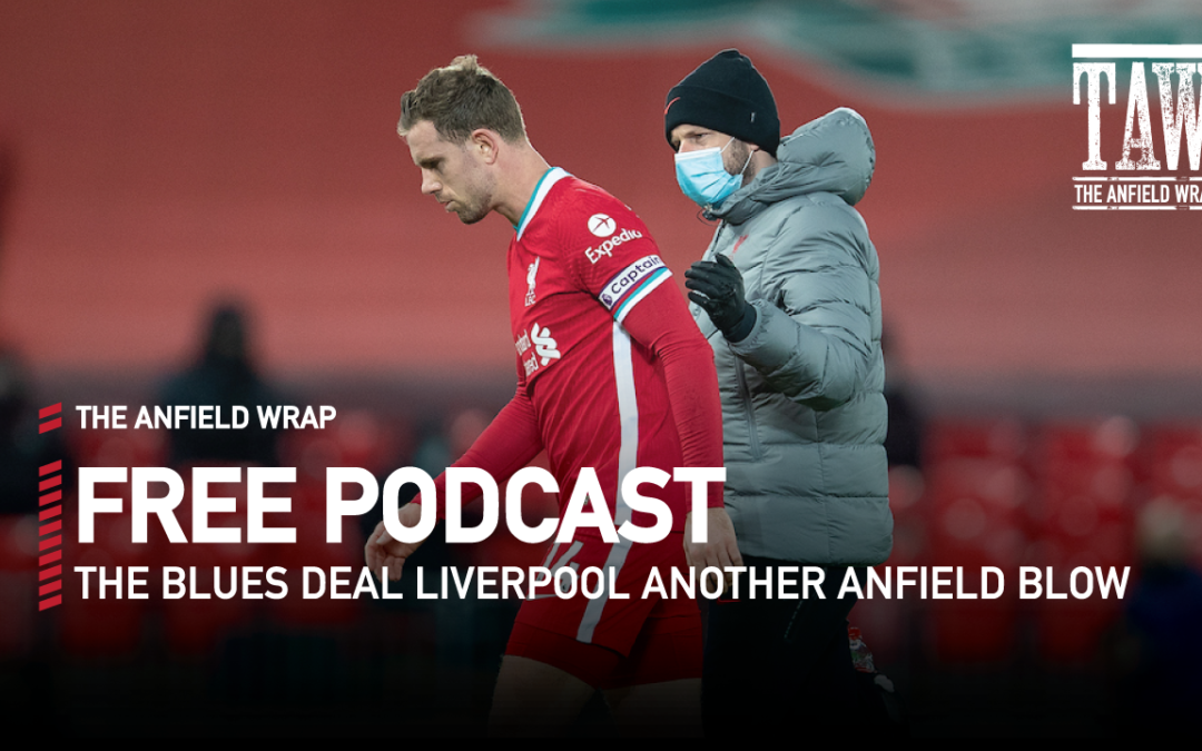 Blues Deal Liverpool Another Anfield Blow | The Anfield Wrap
