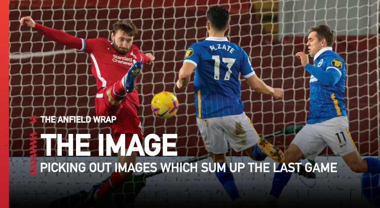 Liverpool 0 Brighton 1 | The Image