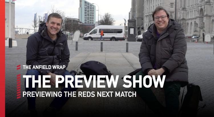 Liverpool v Manchester City | Preview Show