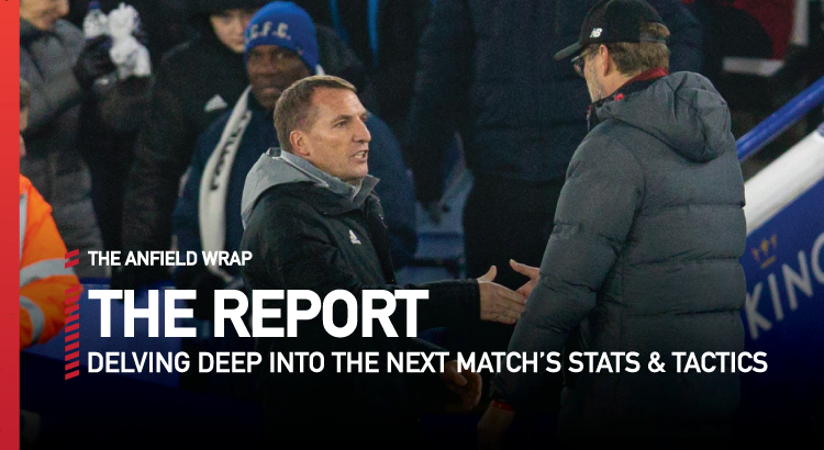 Leicester City v Liverpool | The Report