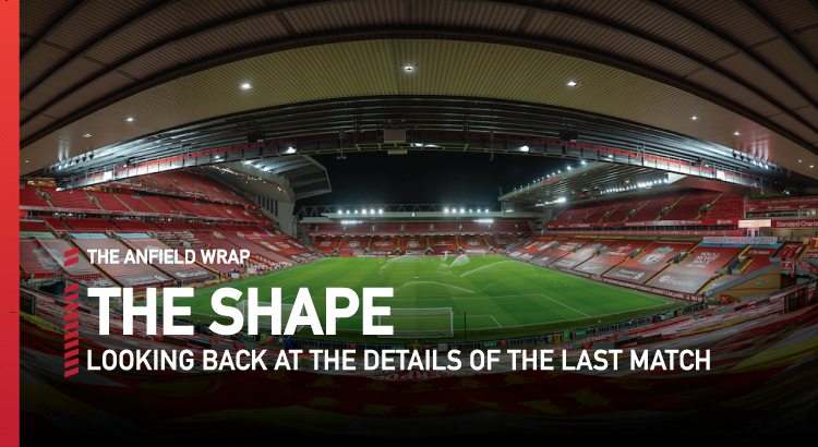 Liverpool 0 Brighton 1 | The Shape