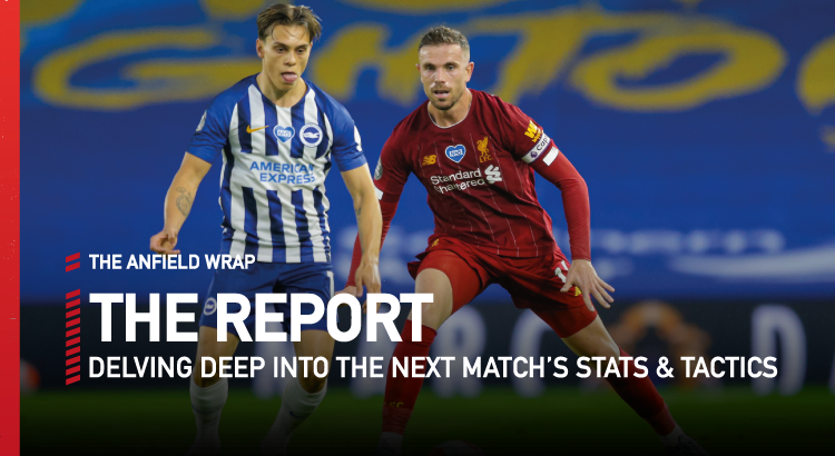 Liverpool v Brighton | The Report