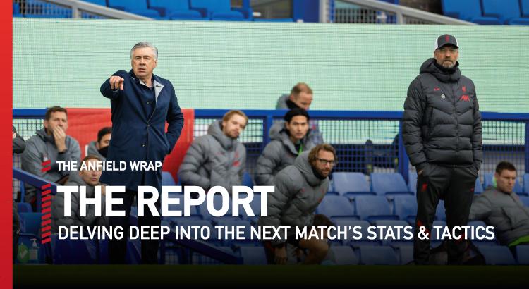 Liverpool v Everton   The Report