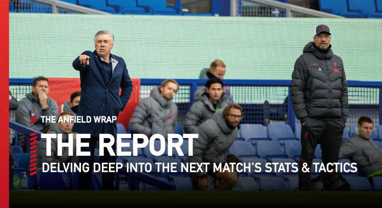Liverpool v Everton | The Report