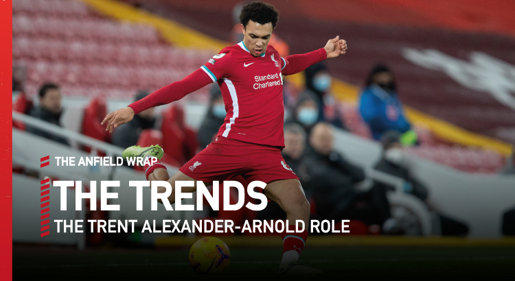 The Trent Alexander-Arnold Role   The Trends