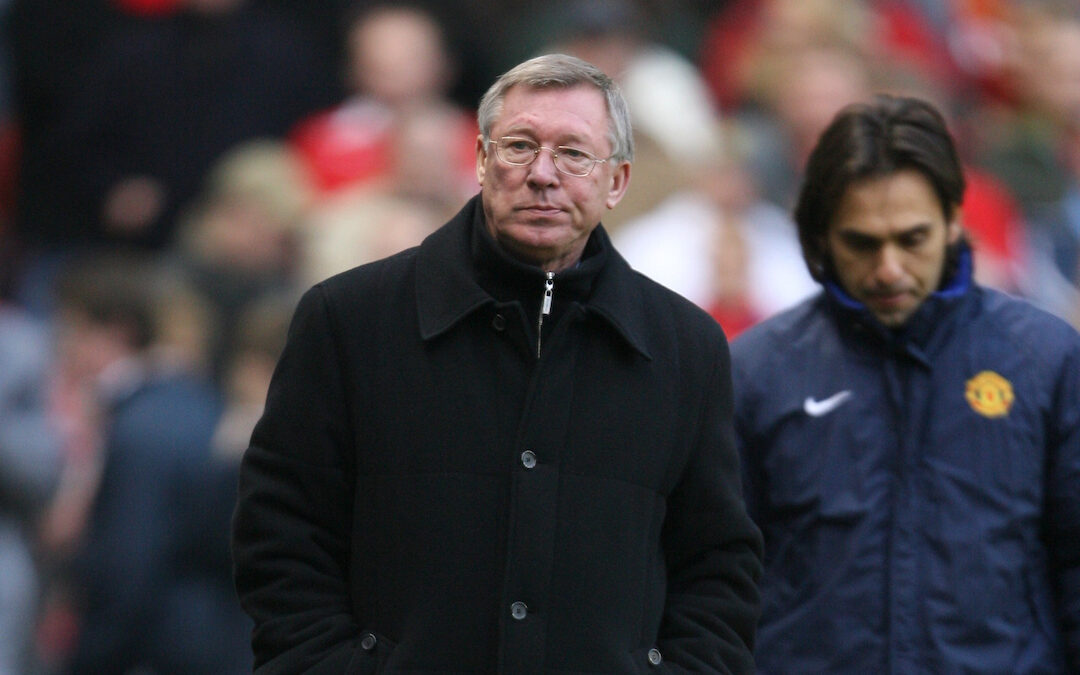 The Recovery: Alex Ferguson's Manchester United