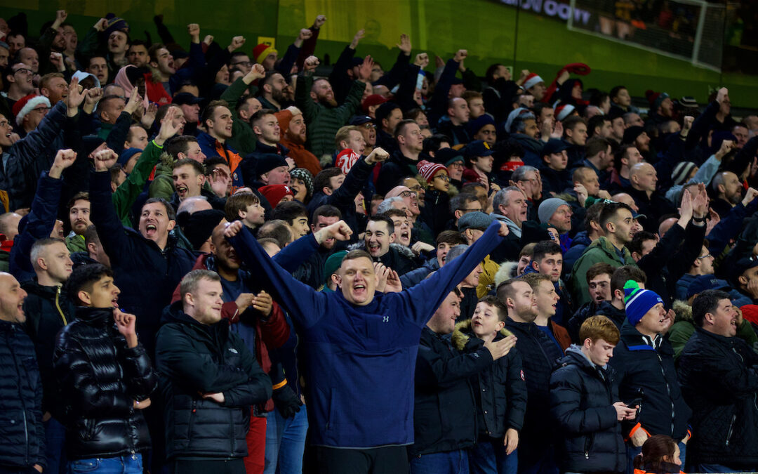 Life Without The Match: The Anfield Wrap