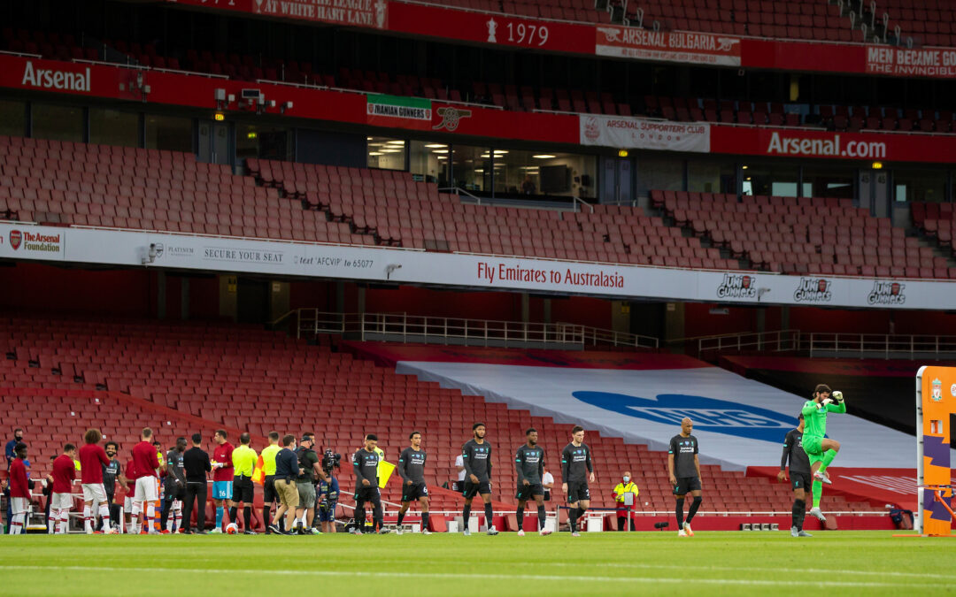 Arsenal v Liverpool: The Big Match Preview