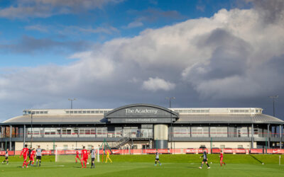 A general view of the Liverpool FC Academy