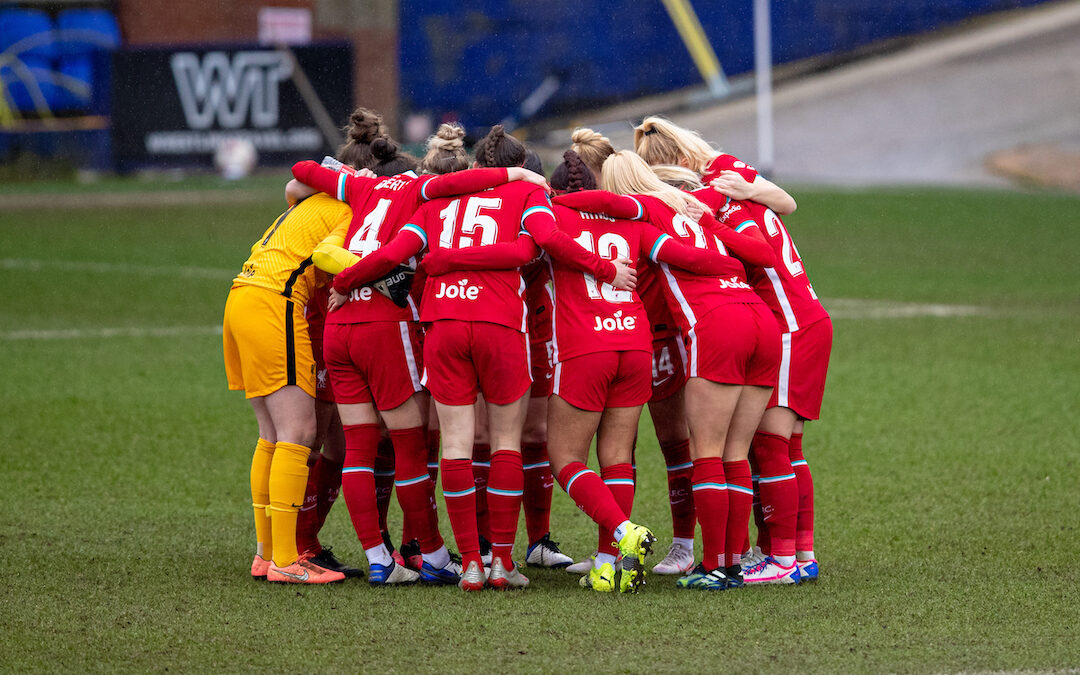 How Liverpool FC Women Continue To Be Left Behind