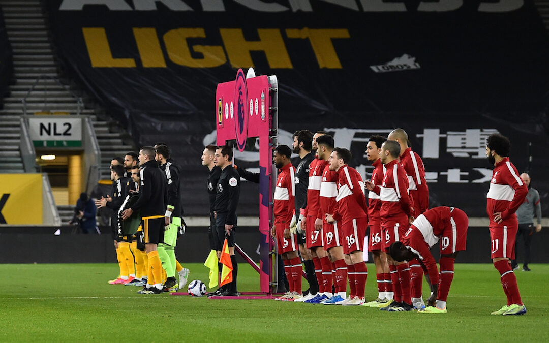 Liverpool Must Let The Win At Wolves Be A Reminder