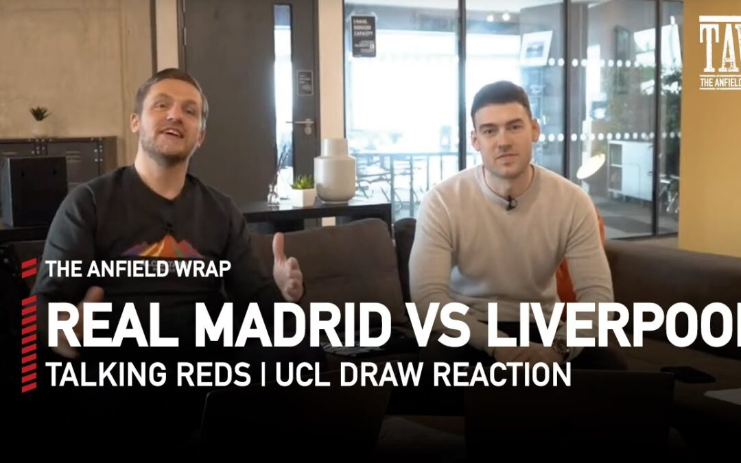 Live Champions League Draw Reaction | Talking Reds