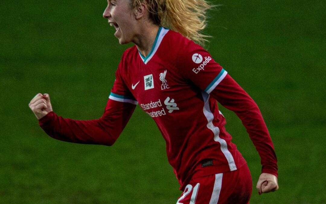 Liverpool FC Women 1 Blackburn Rovers 1: The Post-Match Show