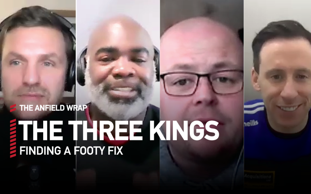 The Three Kings | Finding A Footie Fix