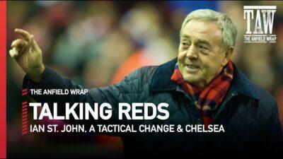 Ian St John Stories & Chelsea Changes | Talking Reds