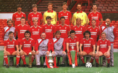 Kenny Dalglish 's double-winning Liverpool side of 1986