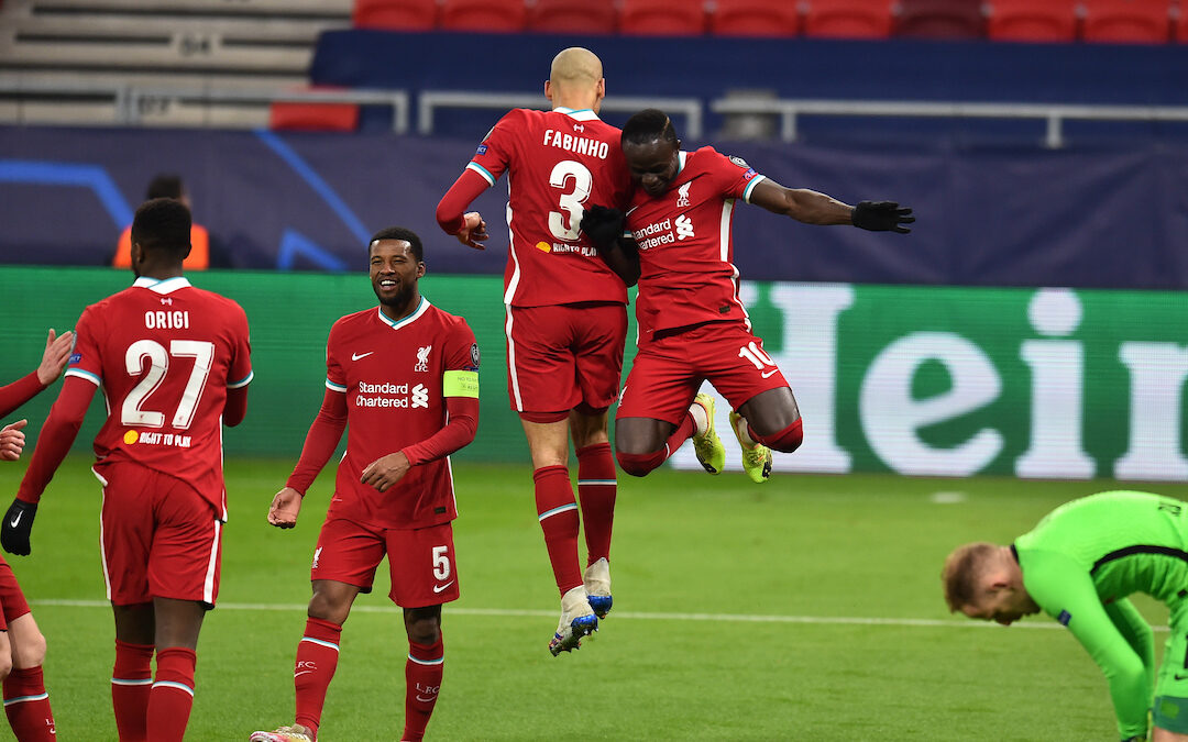 Liverpool 2 RB Leipzig 0 (4-0): The Post-Match Show