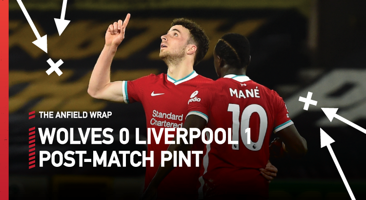 Wolves 0 Liverpool 1 | The Post-Match Pint