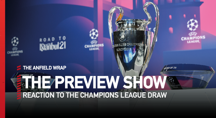 Champions League Draw Reaction | The Preview Show