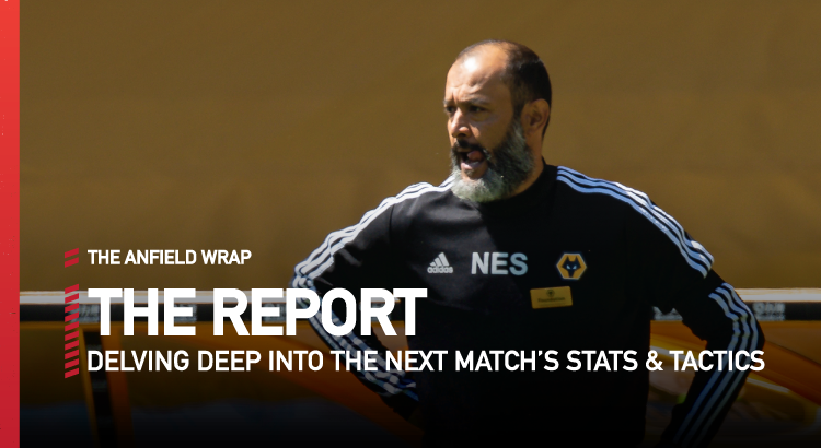 Wolves v Liverpool   The Report