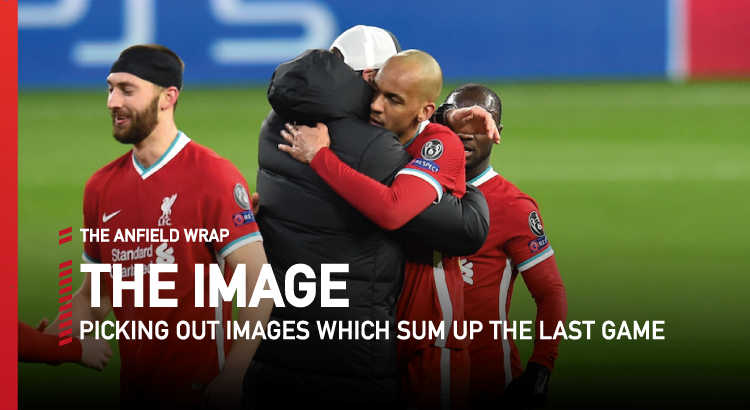 Liverpool 2 RB Leipzig 0 (4-0) | The Image