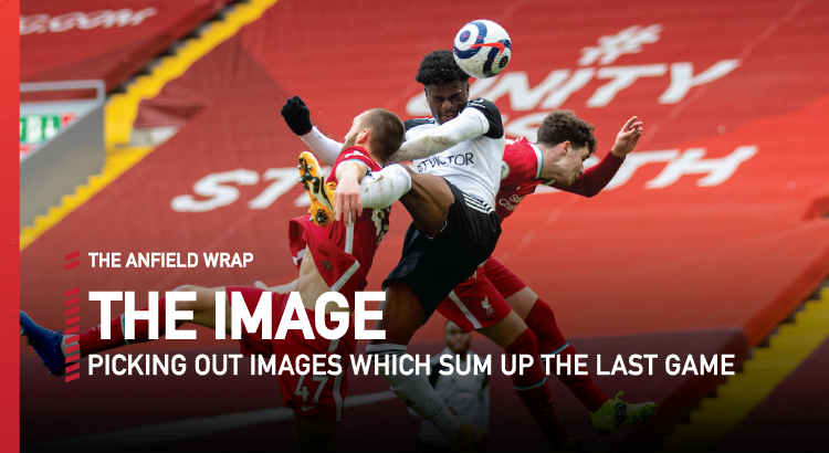 Liverpool 0 Fulham 1 | The Image