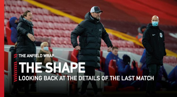 Liverpool 0 Chelsea 1 | The Shape