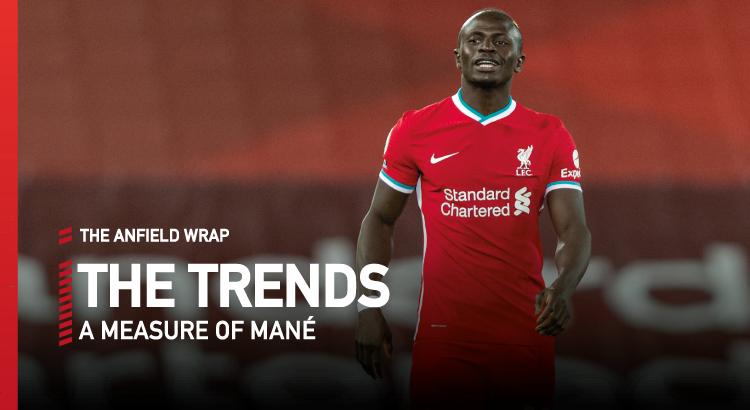 A Measure Of Mané | The Trends