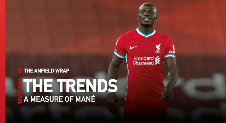 A Measure Of Mané | The Trends