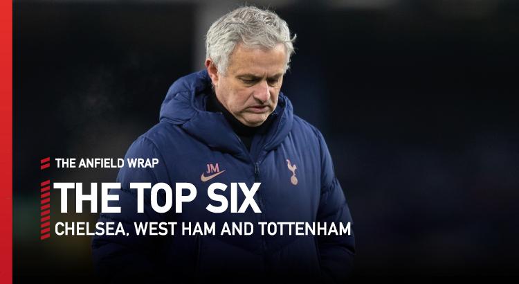 Chelsea, West Ham and Tottenham | Top Six Show
