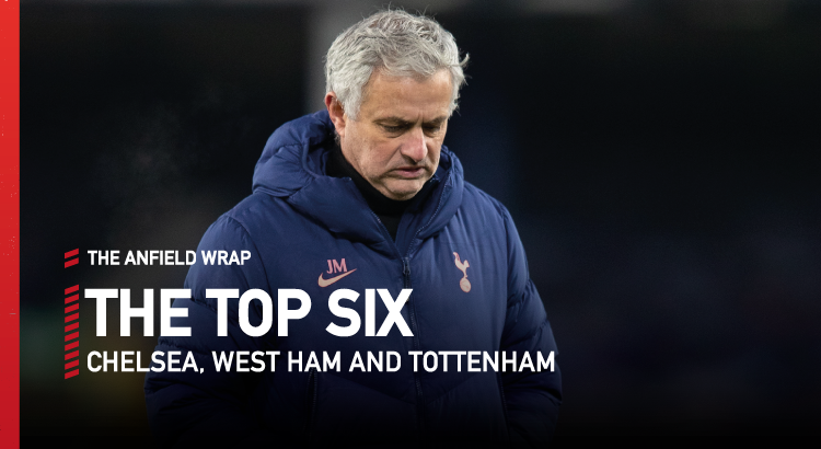 Chelsea, West Ham and Tottenham | Top Six Show