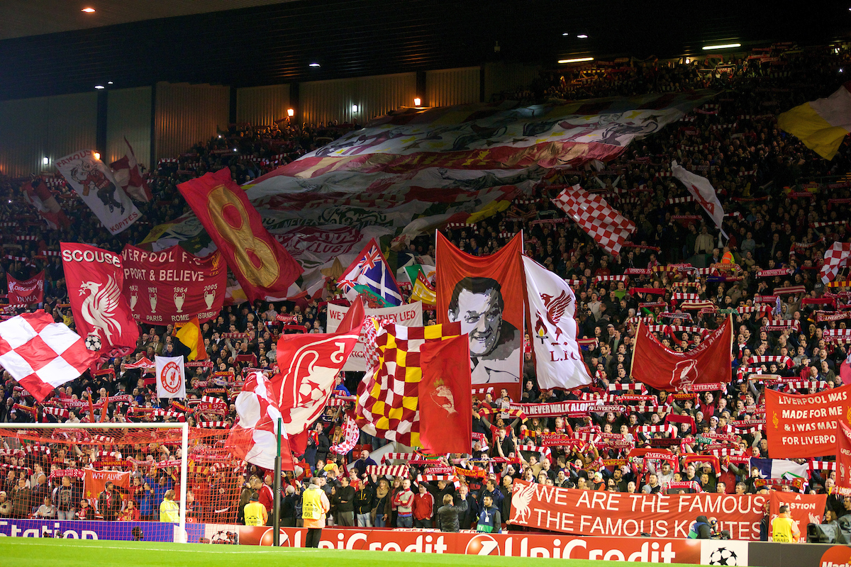 A Fan's Feelings Before A Big Night Away From Anfield | The Anfield Wrap