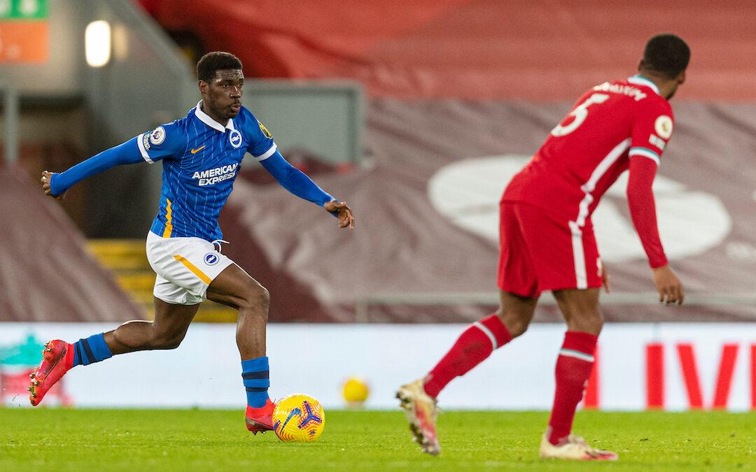 Yves Bissouma – A Jurgen Klopp Midfielder: Gutter