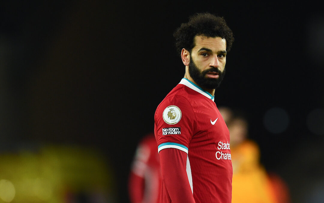 Why We Needn't Worry About Mo Salah