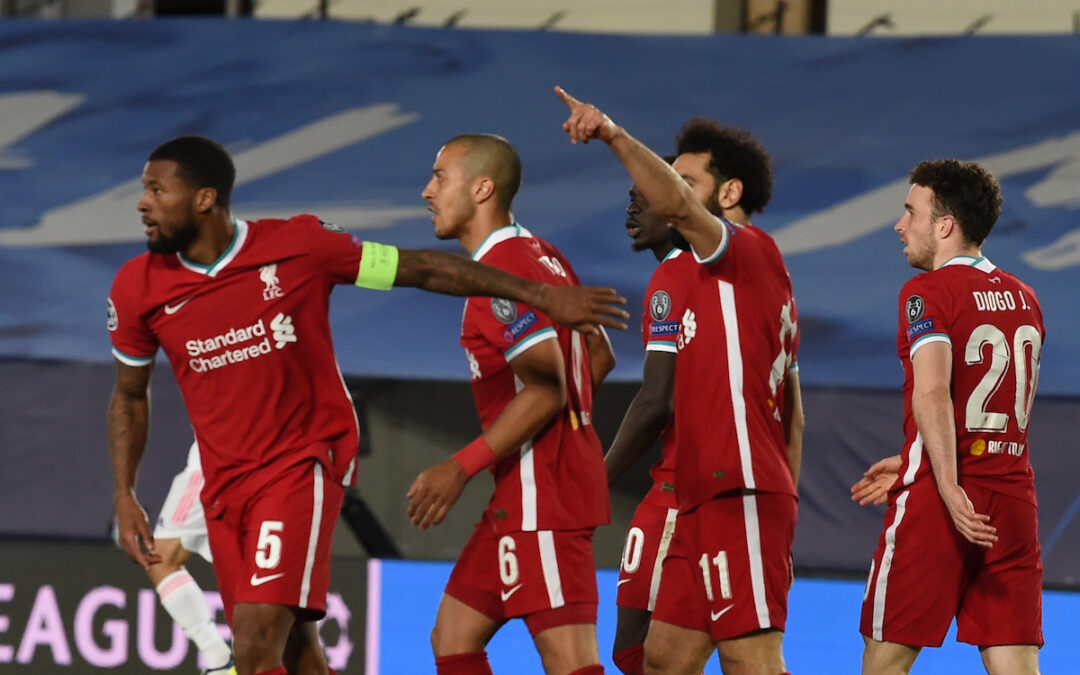 Liverpool v Real Madrid: The Big Match Preview