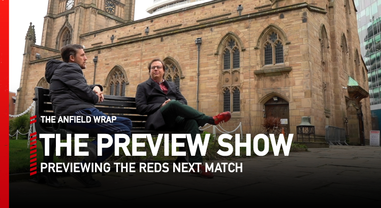 Arsenal v Liverpool | Preview Show