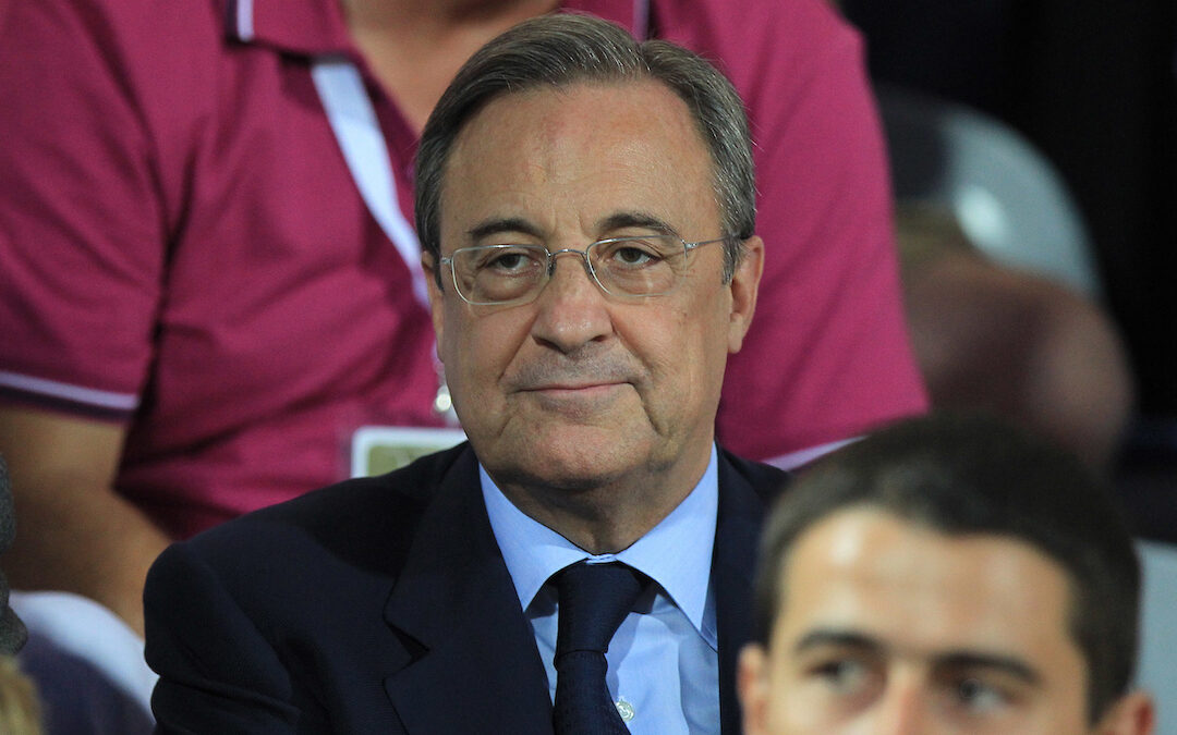 Miguel Delaney On Florentino Perez: Midnight Caller