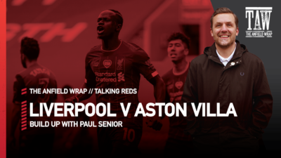 Gareth Roberts is joined by Paul Senior to look ahead to Liverpool v Aston Villa and discuss the form of Sadio Mane this season...