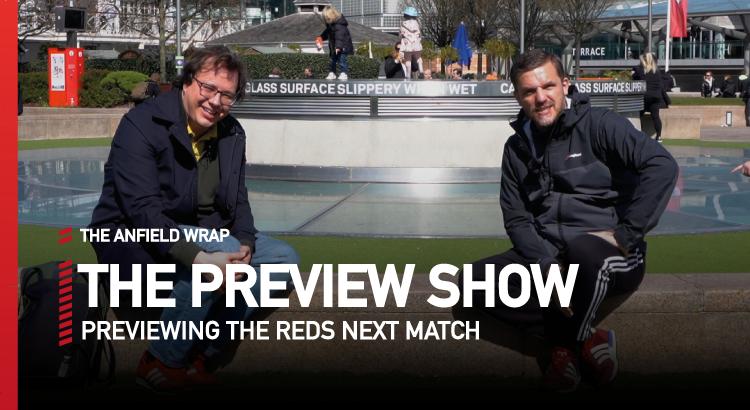 Liverpool v Aston Villa | Preview Show