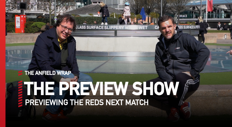 Liverpool v Aston Villa | Preview Show