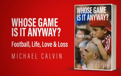 Neil Atkinson is joined by author and journalist Michael Calvin on his book 'Whose Game Is It Anyway? Football, Life, Love & Loss'...