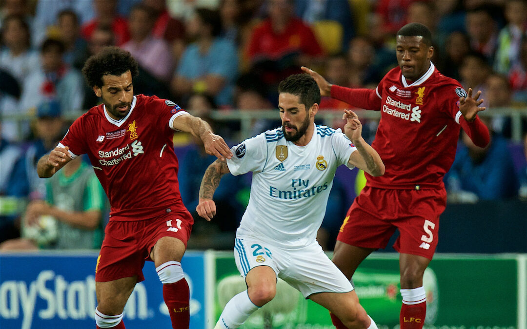 Real Madrid v Liverpool: The Key Battles