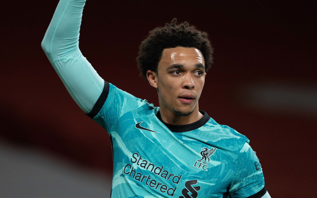 The Anfield Wrap: Arsenal, Madrid & Alexander-Arnold