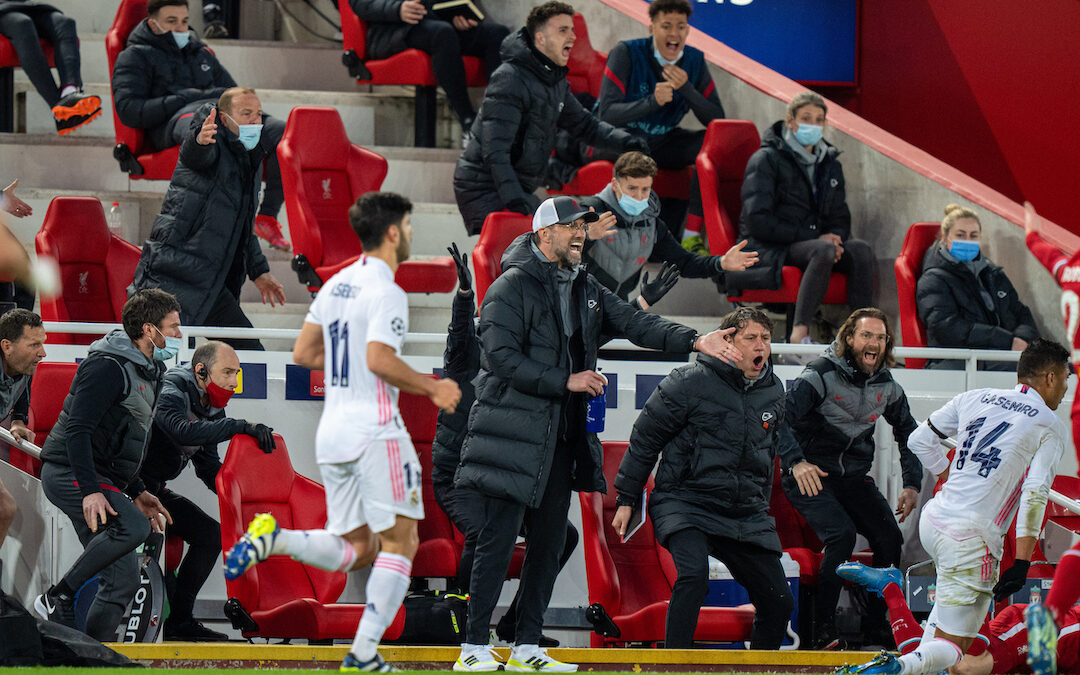 Liverpool 0 Real Madrid 0: The Review Podcast