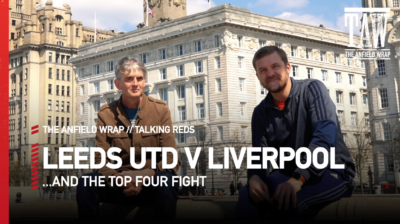 Gareth Roberts is joined by Ian Salmon to build up to Leeds United v Liverpool in the Premier League and talk about the top four race...