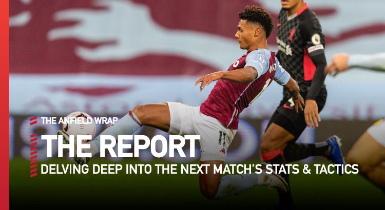 Liverpool v Aston Villa | The Report