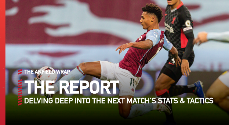 Liverpool v Aston Villa | The Report