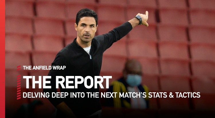 Arsenal v Liverpool   The Report