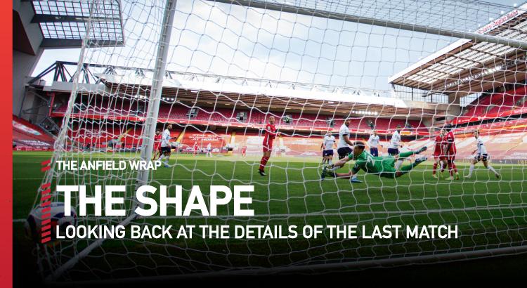 Liverpool 2 Aston Villa 1 | The Shape